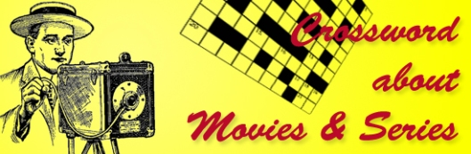CROSSWORD about MOVIES